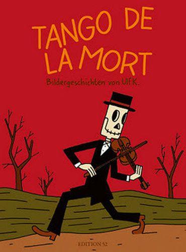 ULF K., tango de la mort cover