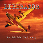 Cover LIBERATOR, worldwide delivery