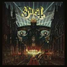 Cover GHOST, meliora