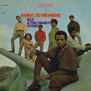 SLY & THE FAMILY STONE, dance to the music cover