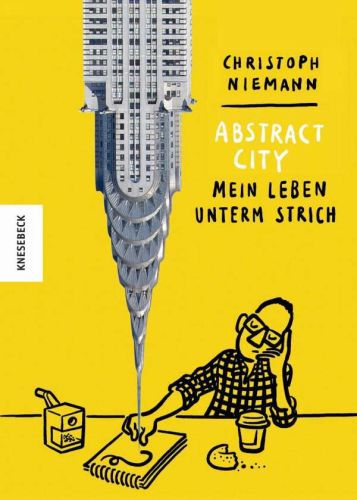 CHRISTOPH NIEMANN, abstract city - mein leben unterm strich cover