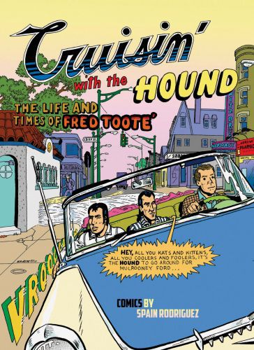Cover SPAIN RODRIGUEZ, cruisin´ with the hound