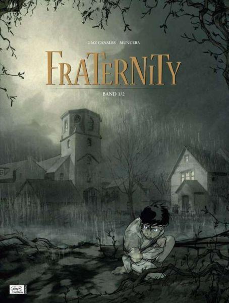 JUAN DÍAZ KANALES, fraternity 01 cover