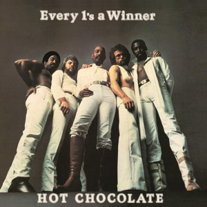 Cover HOT CHOCOLATE, everyone´s a winner
