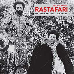 V/A, rastafari: the dreads enter babylon 1955-83 cover