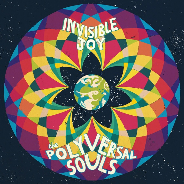 Cover POLYVERSAL SOULS, invisible joy