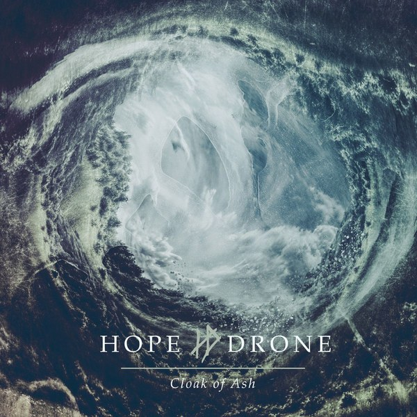 Cover HOPE DRONE, cloak of ash