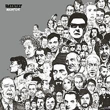 RATATAT, magnifique cover