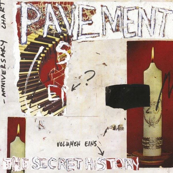PAVEMENT, secret history vol. 1 cover