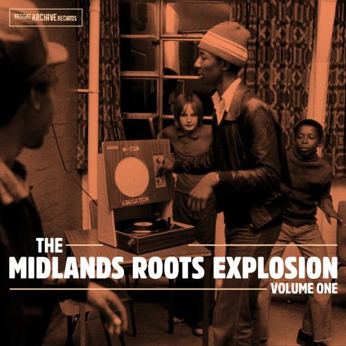 Cover V/A, midlands roots explosion vol. 01