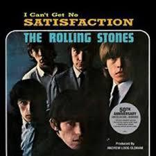Cover ROLLING STONES, (i can´t get no) satisfaction