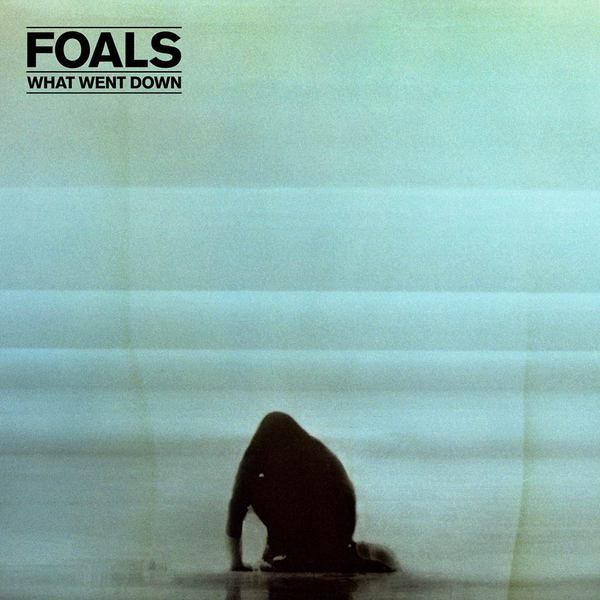 FOALS, what went down cover