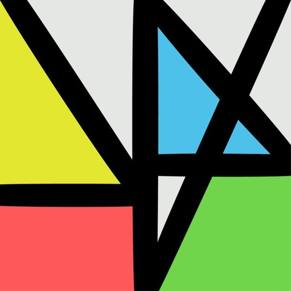 NEW ORDER, music complete cover