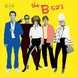 Cover B-52´S, s/t