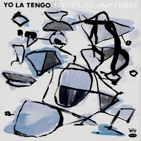Cover YO LA TENGO, stuff like that there