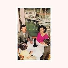 Cover LED ZEPPELIN, presence (reissue)