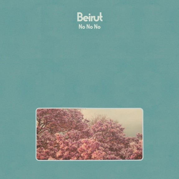 Cover BEIRUT, no no no