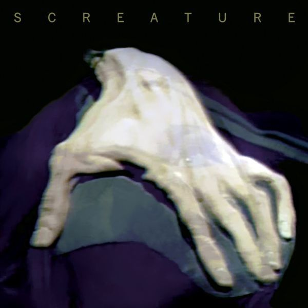 SCREATURE, four columns cover