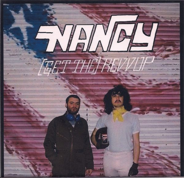 Cover NANCY, (get the) revvup
