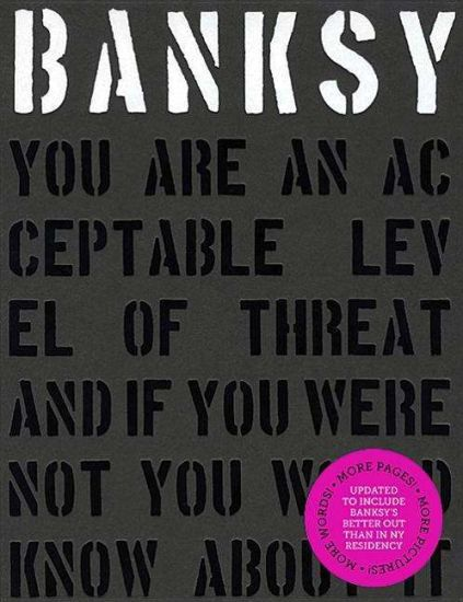 GARY SHOVE / PATRICK POTTER, banksy cover