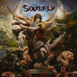 Cover SOULFLY, archangel