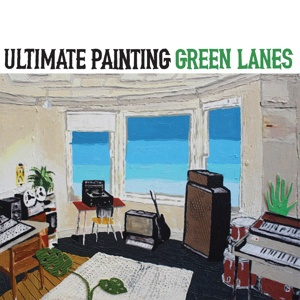 Cover ULTIMATE PAINTING, green lanes