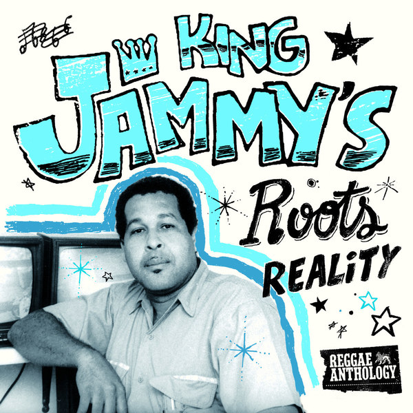 Cover KING JAMMY, roots reality