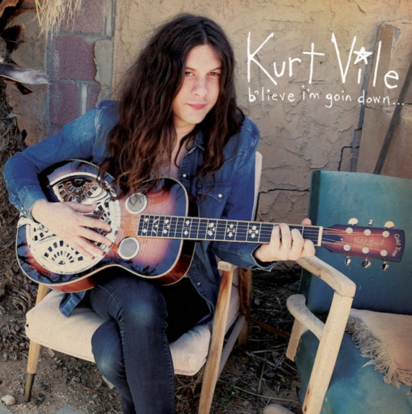 Cover KURT VILE, b´lieve i´m going down