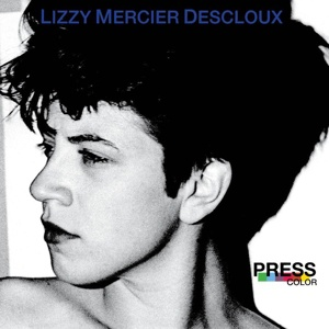 Cover LIZZY MERCIER DESCLOUX, press colour
