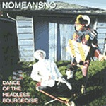 Cover NOMEANSNO, dance of the headless