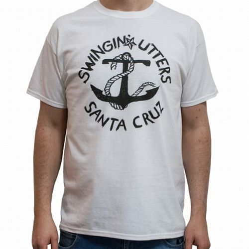 Cover SWINGIN´ UTTERS, santa cruz (boy) white