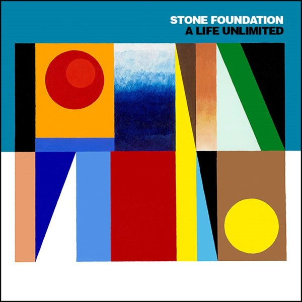 Cover STONE FOUNDATION, a life unlimited