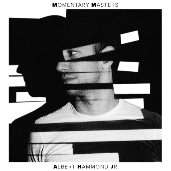Cover ALBERT HAMMOND JR., momentary masters