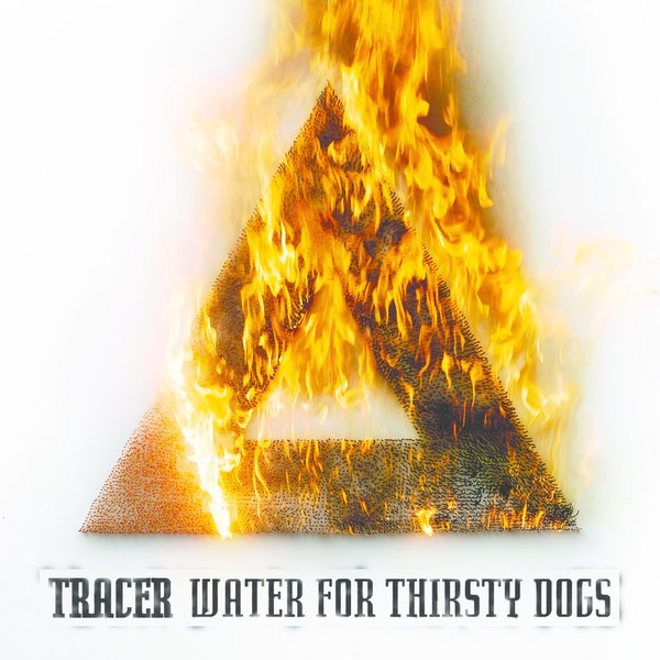 Cover TRACER, water for thirsty dogs