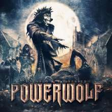 Cover POWERWOLF, blessed & possessed