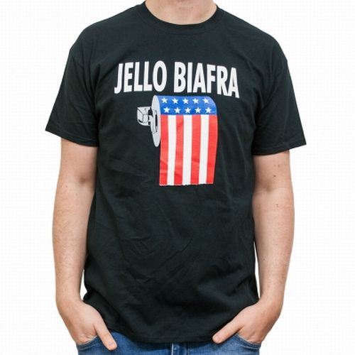 Cover JELLO BIAFRA & GUANTANAMO SCHOOL OF MEDICINE, media (boy) black