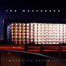 Cover MACCABEES, marks to prove it