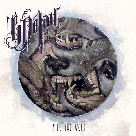 Cover B DOLAN, kill the wolf