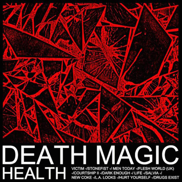 HEALTH, death magic cover