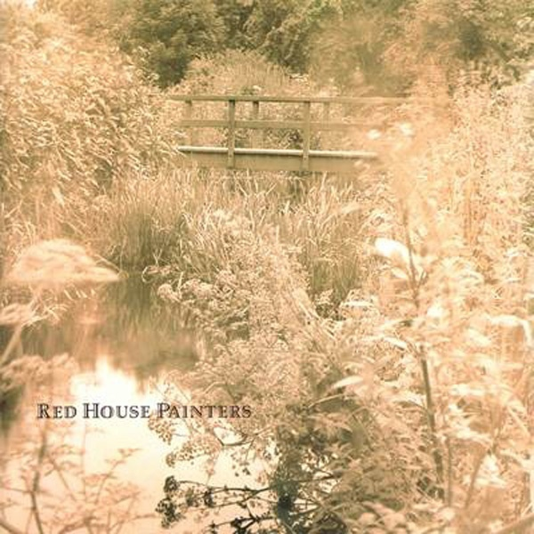 Cover RED HOUSE PAINTERS, s/t (bridge - 2)