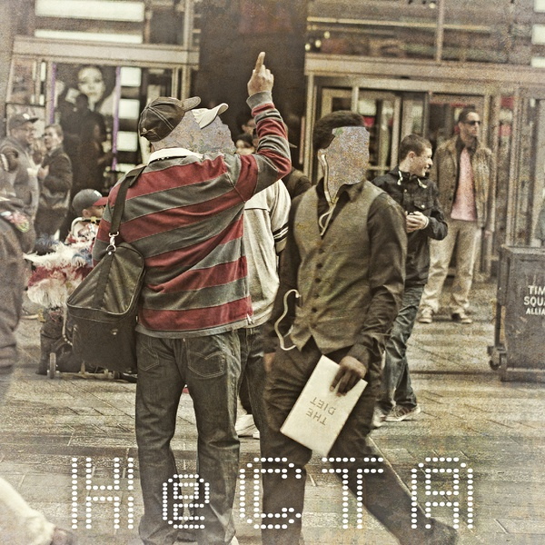 HECTA, the diet cover