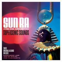 SUN RA, super-sonic jazz cover