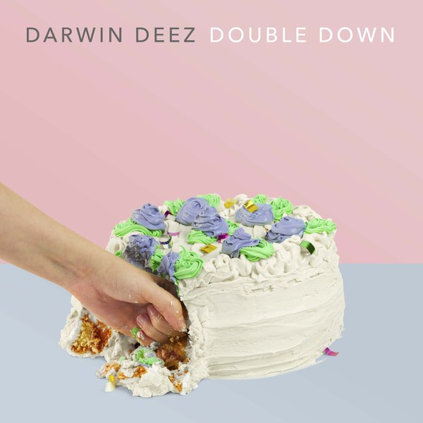 DARWIN DEEZ, double down cover