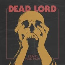 Cover DEAD LORD, heads held high