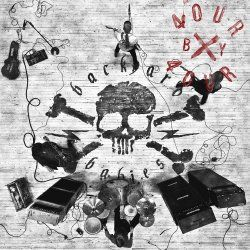 Cover BACKYARD BABIES, four by four