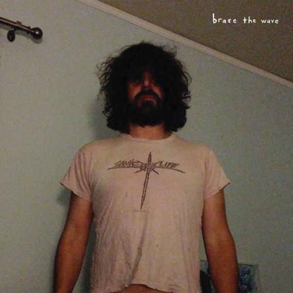 LOU BARLOW, brace the wave cover
