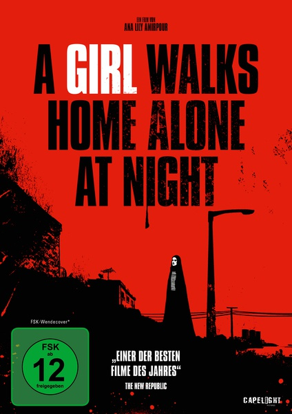 A GIRL WALKS HOME AT NIGHT, movie cover