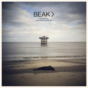 Cover BEAK/KEAB, split ep