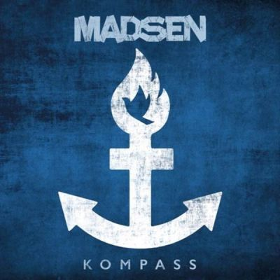 MADSEN, kompass cover