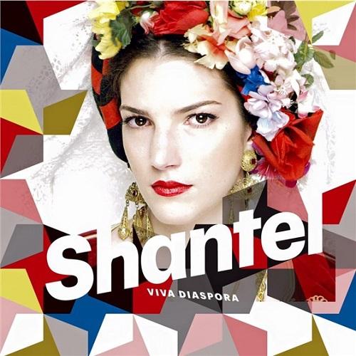 SHANTEL, viva diaspora cover